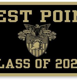 West Point Class of 2020 Banner (18 x 36), West Point Crest