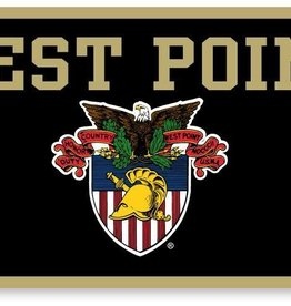 West Point Banner with Crest (18 x 36)
