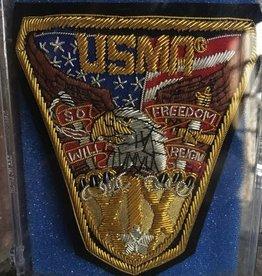 USMA Class of 2019 Bullion Patch