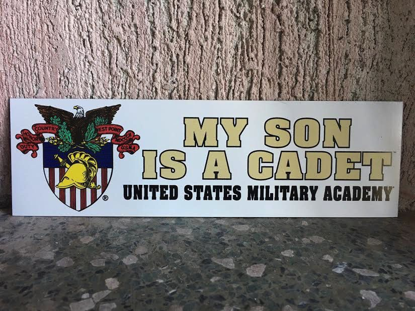 My Son Is A Cadet Magnet