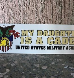 My Daughter Is A Cadet Magnet