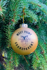 West Point Grandparent Shatterproof Ornament