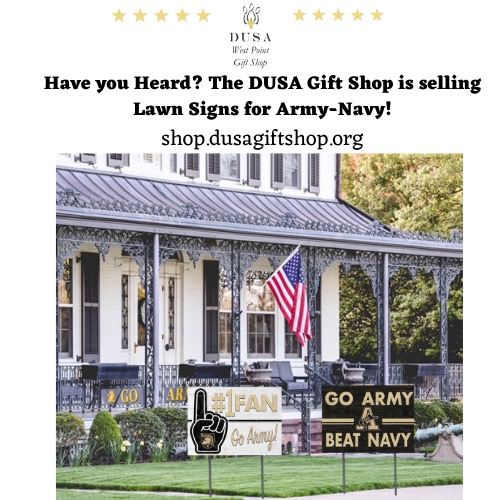 Lawn Sign/ GO ARMY/Beat Navy