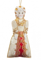 Martha Washington Ornament (St. Nicholas Co.)