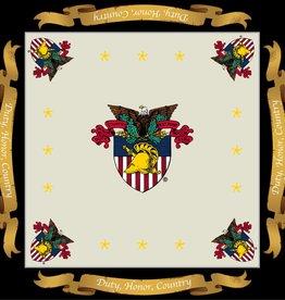 USMA Crest Silk Scarf