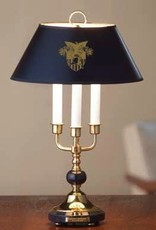Traditional West Point Lamp in Brass  (Drop Ship)