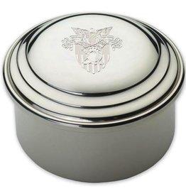 West Point Pewter Keepsake Box
