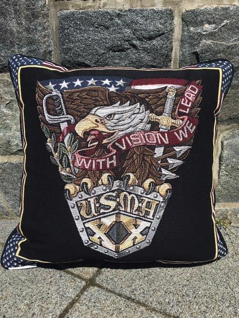 Class of 2020 Crest Pillow