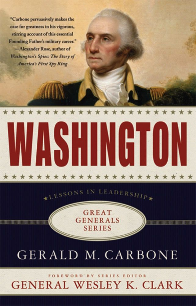 Washington: Lessons in Leadership