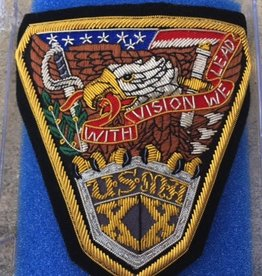 USMA Class of 2020 Bullion Patch
