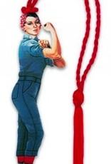 Rosie The RIveter Bookmark (D. Howell)