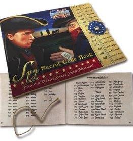 Spy Code Book