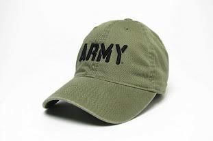 ARMY/Relaxed Twill Baseball Cap