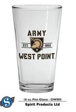 Army West Point Pint Glass (16 oz.)
