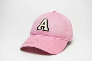 Youth PInk Oxford Baseball Cap
