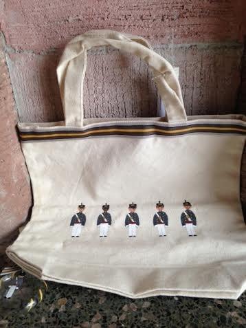 Cadet Canvas Bag (S. Arney)