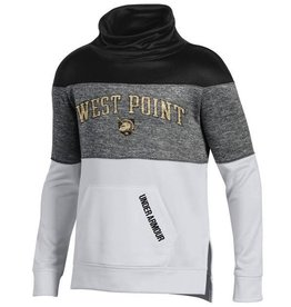 Under Armour Girl's Funnel Fleece Sweatshirt