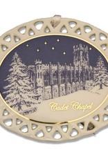 Cadet Chapel Christmas Ornament (D. Remine)