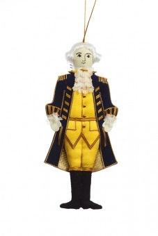 George Washington Ornament (St. Nicholas Co.)