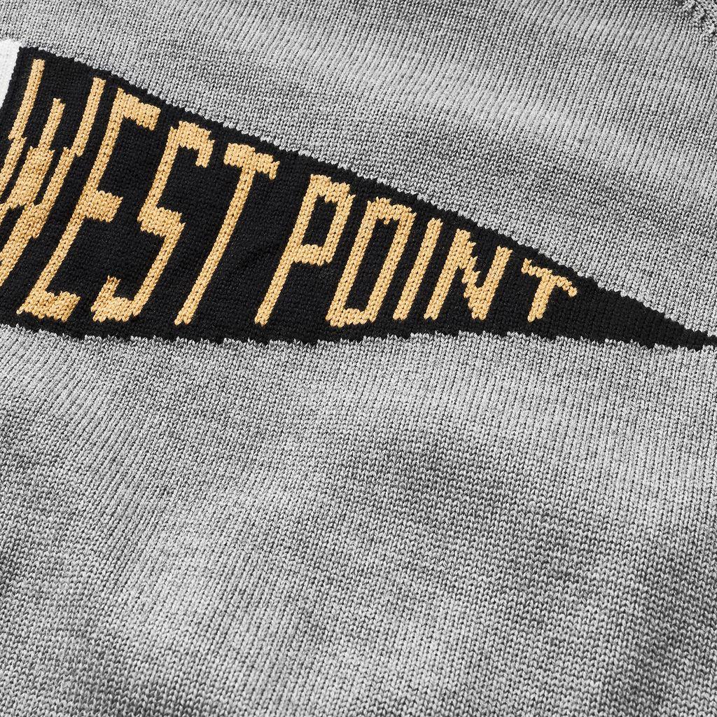 Pennant Crewneck Sweater (Hillflint)