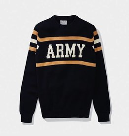 Army Retro Stadium Sweater (Hillflint)