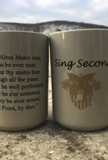 """Sing Second"" Mug (15 ounce)"