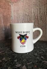 West Point Cow Diner Mug