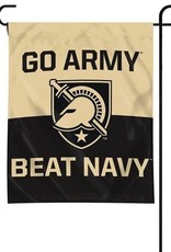 GO ARMY Beat Navy Garden Flag (15 by 12 inches)