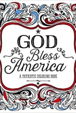 God Bless America Coloring Book