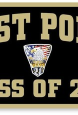 "West Point Class Crest 2021 Banner, 18""x 36"""