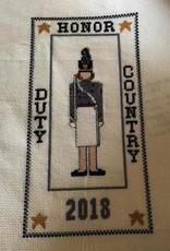 Cadet Sampler (Female Cadet) (The Posy Collection)