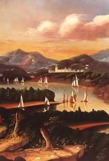 """Thomas Chambers """"View of West Point"""" Lithograph (Unframed)"""