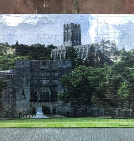 Washington Hall/Cadet Chapel Puzzle (154 Pieces, 11 x 17 Inches)