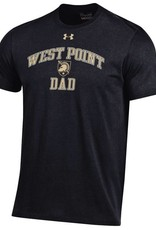 """Under Armour """"West Point Dad"""" Charged Cotton Tee"""