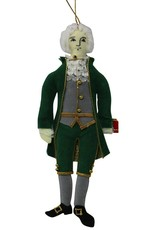 Thomas Jefferson Ornament (St. Nicholas Company)