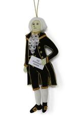 Alexander Hamilton Ornament (St. Nicholas Company)