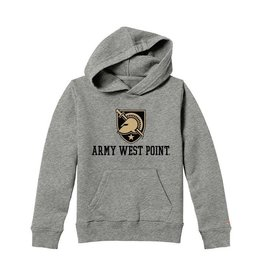 Youth Hooded Sweatshirt, ARMY WEST POINT (League Collegiate)