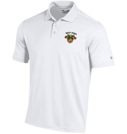 Under Armour Men's Performance Polo/White