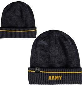 Sideline Cuffed Beanie (Under Armour/Black)