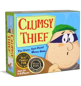 GATO Clumsy Thief Card Game