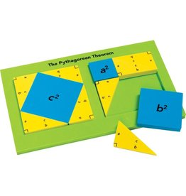 GATO Pythagorean Theorem Tile Set
