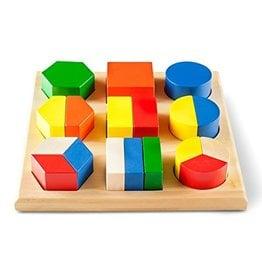 GATO Fraction Blocks