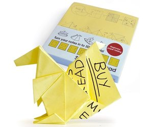 Origami Sticky Notes – Silly Munchkins | 250x300