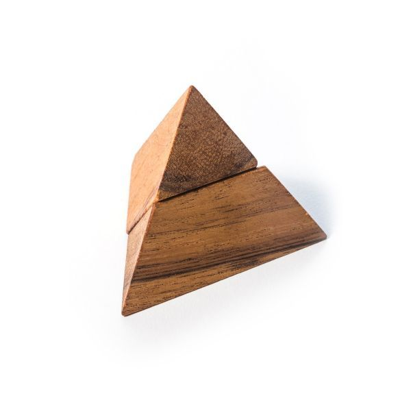 PUZZ Large 2 Piece Pyramid Puzzle