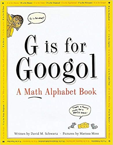 BODV G is for Googol