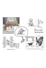 BODV Math Cartoon Notecards - Set of Five