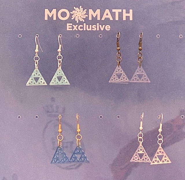JEWE MoMath Earrings