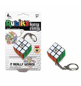 PUZZ Rubik's Key Ring