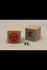 TRIN MoMath Pi Stamp