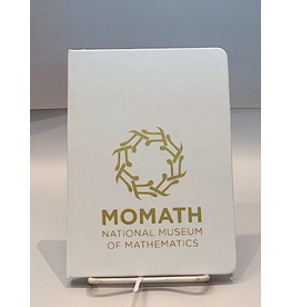HOME MoMath White & Gold Journal